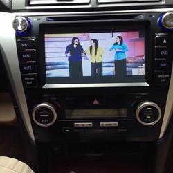 Màn hình DVD theo xe honda City 2015
