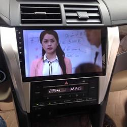Màn hình dvd theo xe toyota Camry 2014 2016 android