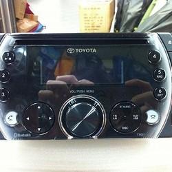 Audio xe Toyota