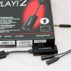 Sound Card Creative Sound Blaster Play 2