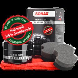 Sáp đánh bóng bề mặt sơn cao cấp Sonax Premium Carnauba Care