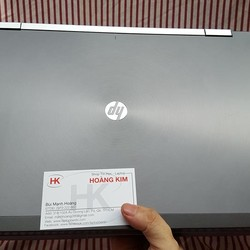 HP Elitebook 8470w - i5 3360M,4G,320G,VGA rời,1600x900,Full option