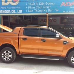 Nắp thùng SCR Sport Thái Lan xe Ford Ranger