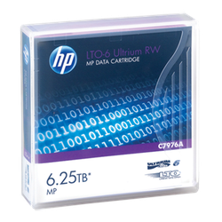 (C7976A) HP LTO6 Ultrium 6.25TB RW Data Cartridge