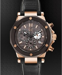 GUESS Men s Gc 3 Chronograph Timepiece