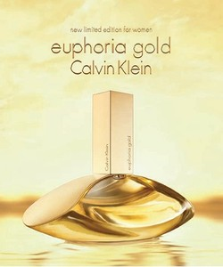 Nước Hoa Ck Euphoria Gold For Women