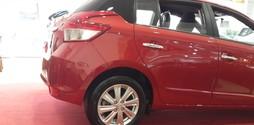 Toyota Yaris 1.5G 2017 mới xe giao ngay khuyến mãi tốt.