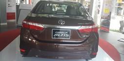 Toyota Corola Altis mới.