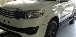 Toyota Fortuner 2.7AT TRD Sportivo 1 cầu ,2 cầu 2016 Full option,giá tốt .