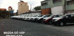 Mazda BT 50 chính hãng, giá cạnh tranh, khuyến mãi khủng tại Mazda G.