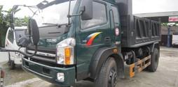 Xe tải ben Cửu long 8 tấn.