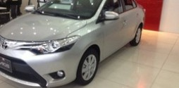 Toyota Giải Phóng Vios 1.5E CVT.