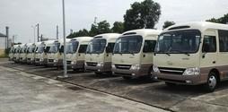 Bán xe Hyundai County 29 chỗ Đồng Vàng Nhà máy ô tô Đồng Vàng.