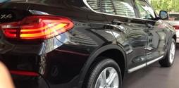 Giá Bán, Thông Số và Trang Bị trên BMW X4 2017 All New Mới, Bán BMW .