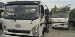 Xe tai FAW 7.25 tấn cabin Isuzu thùng dài 6,25M, xe tai faw tai ha noi.