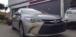 Toyota Camry XLE Đen Trắng Vàng Bạc 2016 nhập Mỹ giao ngay. Giao xe v.