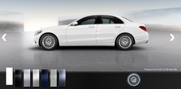 Dòng C 200 mới của Mercedes Benz với nhiều cải tiến trong thi.