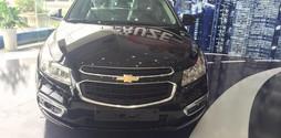 Hỗ trợ trả góp 80% khi mua xe Chevrolet Cruze cam kết giá thấp nhấ.