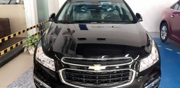Khuyến mãi khi khách hàng mua xe Chevrolet Cruze Lt.
