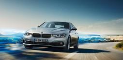 Phân phối chính hãng BMW Series 3 320i và 330i 2016, 2017 hoàn toàn mớ.
