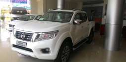 Navara NP300 Khuyến mãi cực sốc tháng 3 chỉ có tại Nissan Thăng Lo.
