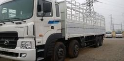 Bán xe tải 3 chân Huyndai HD210, xe tải hyundai cầu nâng nhập khẩu .