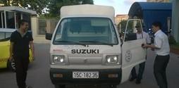Bán xe tải 5 tạ suzuki mới 0906031699.