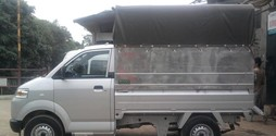 Suzuki Việt Anh Bán xe suzuki 750kg Xe 7 tạ xe tải suzuki thùng lửng t.