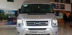 Ford Transit Mid vs Luxury 2016 Siêu Khuyến mã, tặng Bảo Hiểm vs nhi.