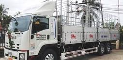 Cần bán gấp xe tải Isuzu 15 tấn, xe tải Isuzu 16 tấn 3 chân đời.
