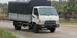HYUNDAI 8 tấn HYUNDAI 8 tấn thùng ngắn 5m nhập khẩu nguyên chiếc h.