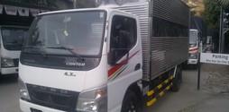 Giá xe tải Fuso Canter 1.9 tấn trả góp giao ngay, đại lý xe tải Fu.