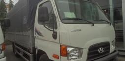 Phân phối xe tải Hyundai 3.5T thùng bạt, kín, ben.
