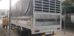 Giá xe tải 5 tấn Fuso thùng dài 5.6m trả góp, mua trả góp xe tải .