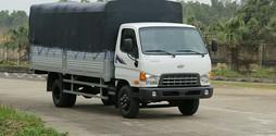 Xe tải Hyundai New Mighty HD800 tải trọng 8 tấn.