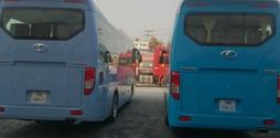 Bán xe Thaco TB82S 29 chỗ 6 số 6 bầu hơi cao cấp..