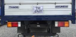 Giá xe hyundai nâng tải 5,5 tấn hyundai mighty hd88 đô thành nhập 3 c.