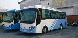 8 lý do nên chọn Thaco Town TB82S, xe khách 29 chỗ của Trường Hải..