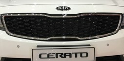Kia Cerato 2016 Mẫu xe MỚI nhiều tiện nghi.