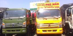 Bán xe tải Ben 2 chân DongFeng Trường Giang 9t2 trả góp giá rẻ/ Xe.