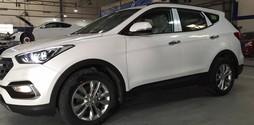Hyundai santafe 2017 đà nẵng, santafe 7 chỗ đà nẵng , santafe đà n.
