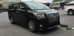 Toyota Alphard Executive Louge 2016.