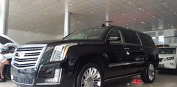 Cadillac Escalade Platinum Edition sản xuất 2016 giao ngay..