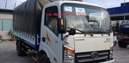 Xe tải Veam VT350,tải trọng 3,5 tấn,động cơ Hyundai,cabin ISUZU.