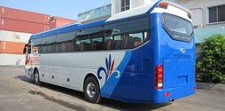 Xe khách Hyundai Universe 47 ghế ngồi 3 cục máy 380Ps.