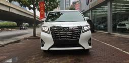 Giao xe ngay Toyota Alphard Executive Lounge V6 2017.
