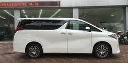 Toyota Alphard 2016 nhập đức.
