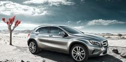 Mercedes GLA AMG xe thể thao đầy cá tính.
