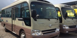 Giá xe khách Hyundai H350 16 chỗ tốt nhất hà nội.