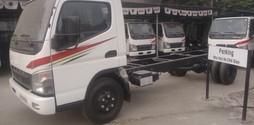 Bán xe tải Canter HD thùng dài 5.6m, Giá xe tải Canter 5.2 tấn/5t2 tr.